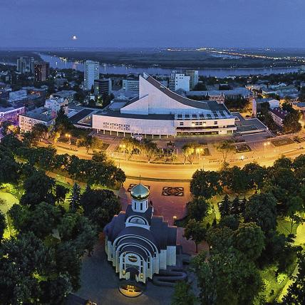 Rostov State Musical Theatre.